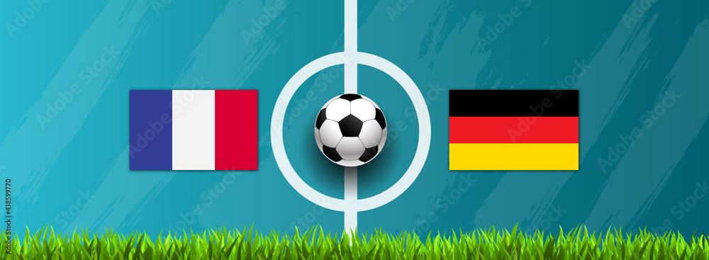 Leinwandbild Motiv - MH : Fussball 2020/2021