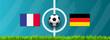Leinwandbild Motiv Fussball 2020/2021