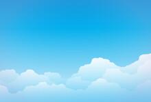 アブストラクト background 空 雲 自然