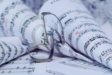 Paper And Sheet Music