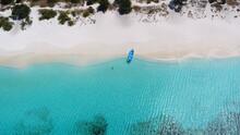 Blue Beach Bahia De Las Aguilas Dominican Republic