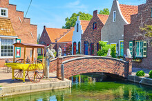Dutch Village In Holland, Michigan