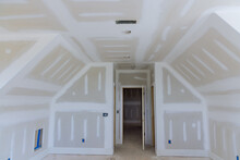 Finish Details A New Home Before Installing With Construction Building Industry Construction Interior Drywall Tape
