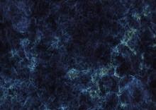 藍色・ジャパンブルーの、むらくも染め和紙