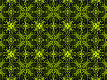005 Green Black Pattern Abstract Background