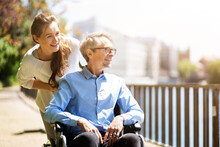 Senior Care And Wheelchair Transport