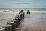 Fototapeta Fototapety z morzem do Twojej sypialni - falochron