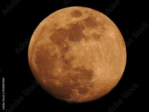 moon Fotobehang