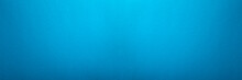 Blue Background. Panorama Texture Blue Cardboard Seamless Pattern. Large Format Photo For Print Or Banner.