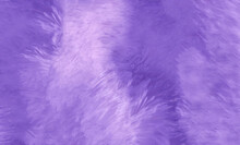 Lilac Furry Textile Abstract Background