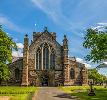 St. Asaph Cathedral, North Wales, UK