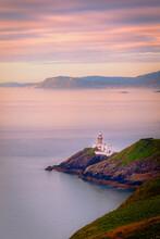 Bailey Lighthouse Dublin Bay Ireland