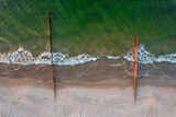 Fototapeta Fototapety z morzem do Twojej sypialni - Morze Bałtyckie.