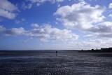 Fototapeta Fototapety z morzem do Twojej sypialni - Portobello Beach, Edinburgh