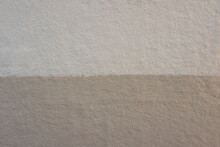 Background Image Of Two Tone Color Wall In Nude And Lighter Nude.