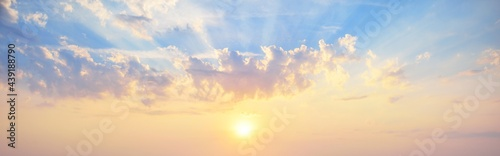 Fotografia Clear blue sky