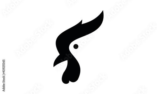 Fotografia head vector chicken