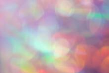 光テクスチャー背景 幻想的な光のボケ