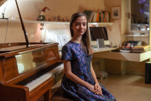 Portrait Of A Classical Musician