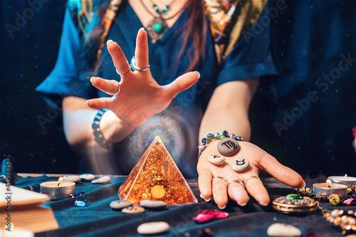 Tela Astrology and magic