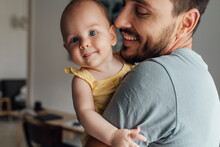 Happy Baby Means Everything To Young Parent