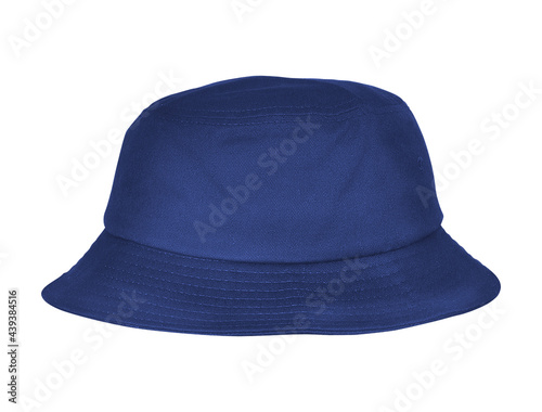 Use this Luxurious Bucket Hat Mockup In Deep Ultramarine Color, for the most effective display of your design.