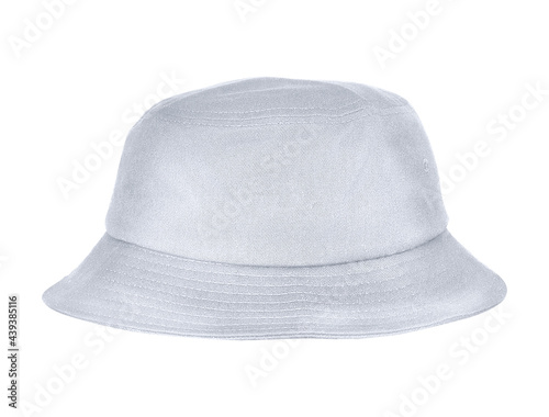 Use this Luxurious Bucket Hat Mockup In Lucent White Color, for the most effective display of your design.