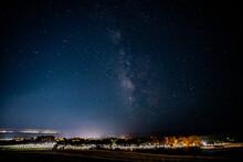 Milky Way From UC Santa Cruz