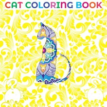 Cat Butt Coloring Book For Cat Lovers