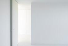 Doorway And Empty Room