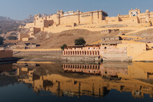Fort In Rajasthan, India