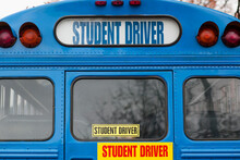 Student Driver Bus
