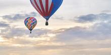 Balloons: Hot Air Balloons