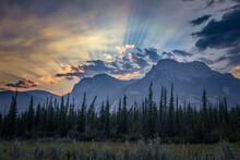Smokey Jasper Sunset