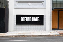 Defund Hate