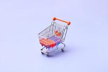 Slime In Shopping Cart