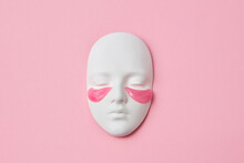 Paster Mask With Eye Patches