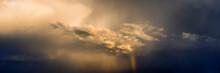 Dramatic Sky Panorama
