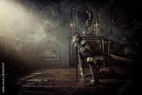 Fotografia the noble knight