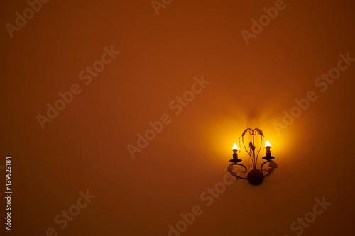 Obraz na plátně ランプ