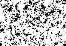 Pattern Astratto Con Schizzi Effetto Pittura
