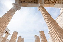 Acropolis. Athens. Greece.