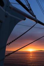 Calm Before The Storm. Sunrise Over Boston Bay. Port Lincoln. Eyre Peninsula. South Australia.