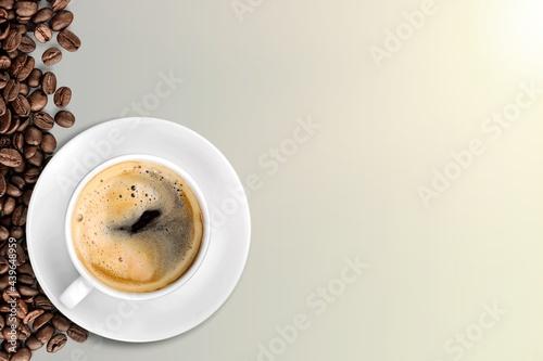 Billede på lærred Coffee.