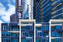 Hi-density Living In Melbourne Docklands
