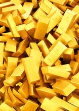 Gold Bars Bullion As Cast Bars