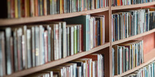 Books: Library Books
