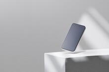 Modern Frameless Smartphone