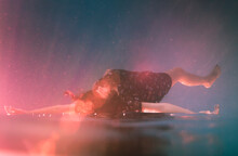Floating Upside Down