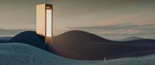 Futuristic Light House